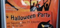 Helloween Party mit den Rockhoga 29.10.2011